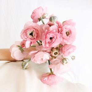 So schne rosa Blumen  Danke an bipa ichhabwasvor austrianbloggerhellip