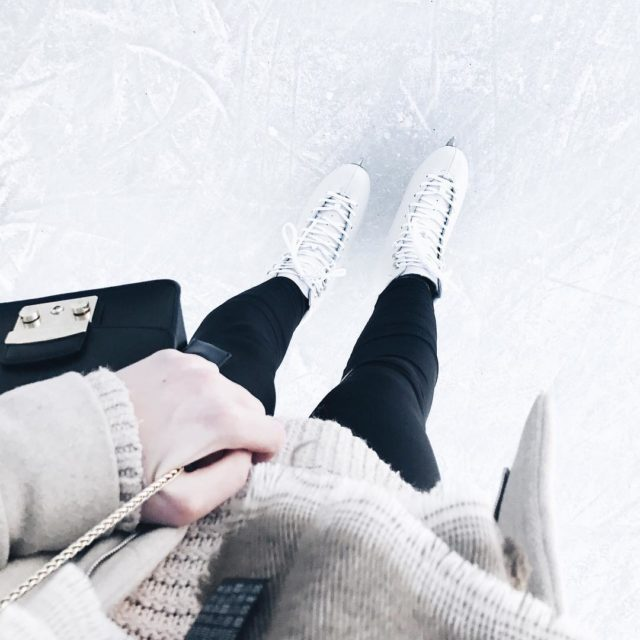 Iceskating outfit