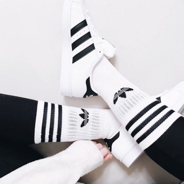 Adidas girl newin
