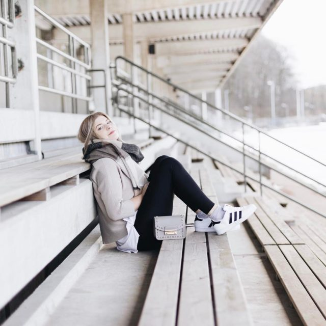 Adidas girl on my blog  Trotz Schnupfnase amp hustenhellip