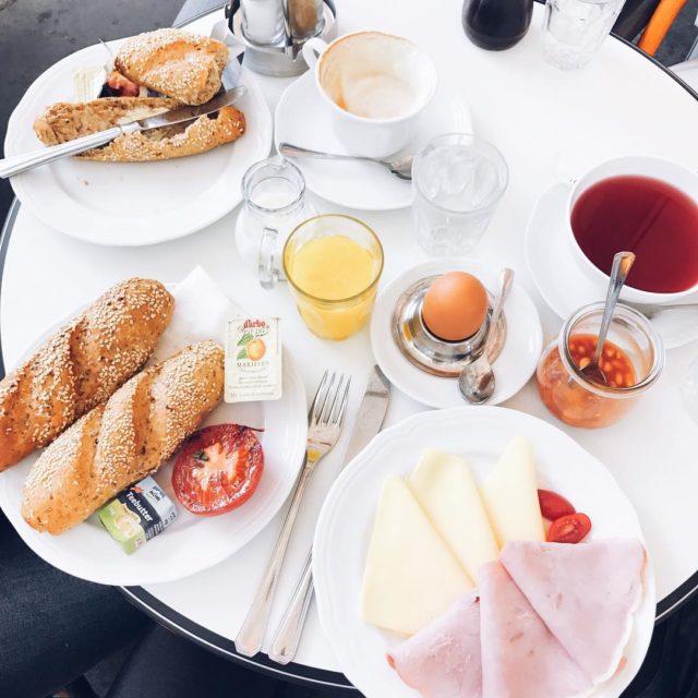 Breakfast time   viennablogger austrianblogger vienna austria lifestylebloggerathellip